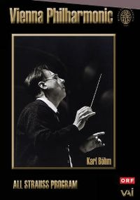 Cover Vienna Philharmonic / Karl Böhm - All Strauss Program [DVD]